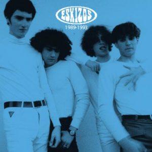 portada del disco Eskizos 1989-1993
