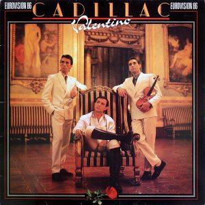 portada del disco Valentino