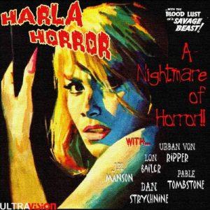 portada del disco A Nightmare of Horror!!