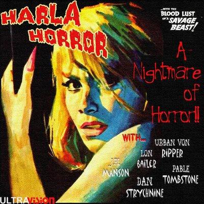 portada del album A Nightmare of Horror!!