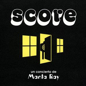 portada del disco Score