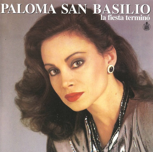 portada del disco La Fiesta Terminó