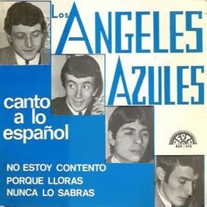 portada del disco Canto a lo Español / Porque Lloras