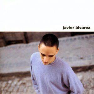 portada del disco Javier Álvarez