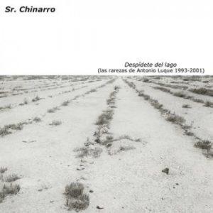portada del disco Despídete del Lago: Las Rarezas de Antonio Luque 1993-2001