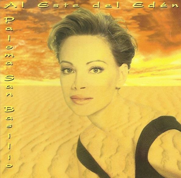 portada del disco Al Este del Edén