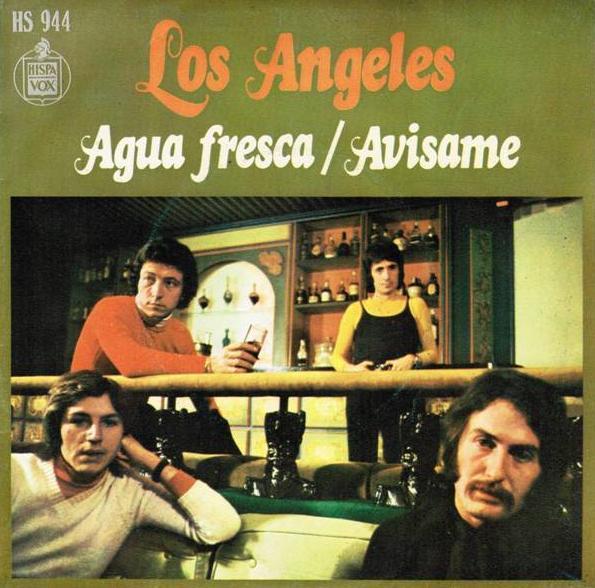 portada del disco Agua Fresca / Avísame