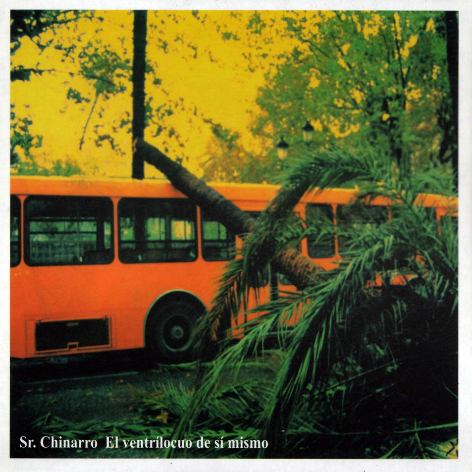 portada del album El Ventrílocuo de Sí Mismo
