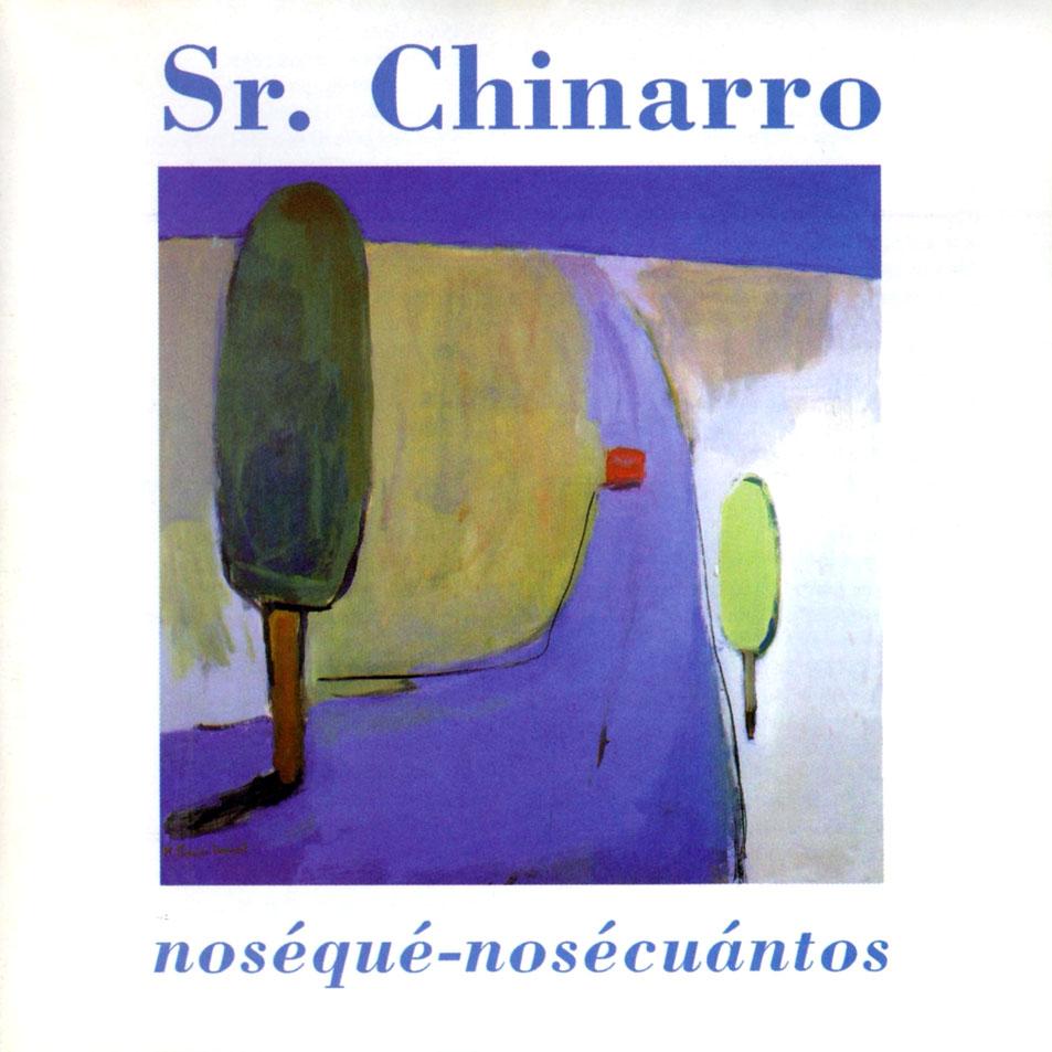 portada del album Nosequé-nosécuántos
