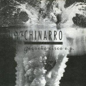 portada del disco Pequeño Circo