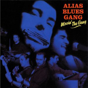 portada del disco Movin' the Gang