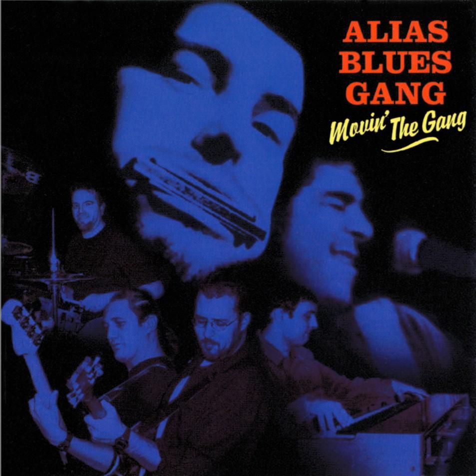 portada del album Movin' the Gang