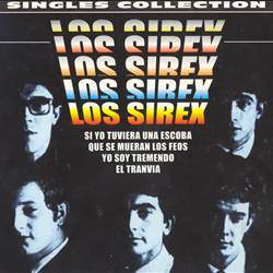 portada del disco Los Sirex. Singles Collection