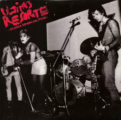 portada del album La Larga Sombra Del Punk