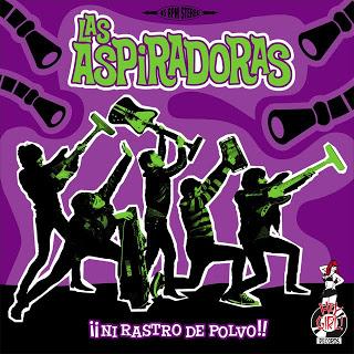 portada del album ¡¡Ni Rastro De Polvo!!