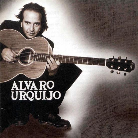 portada del album Álvaro Urquijo