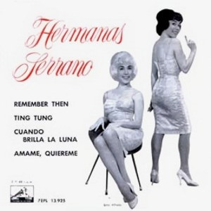 portada del album Remember Them / Ting Tung / Cuando Brilla la Luna / Amame, Quiéreme