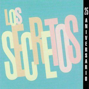 portada del disco 25 Años