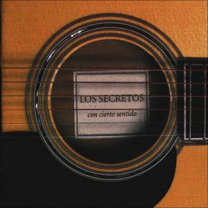portada del disco Con Cierto Sentido