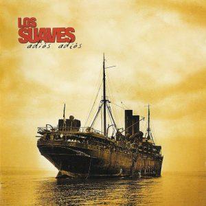 portada del disco Adiós, Adiós