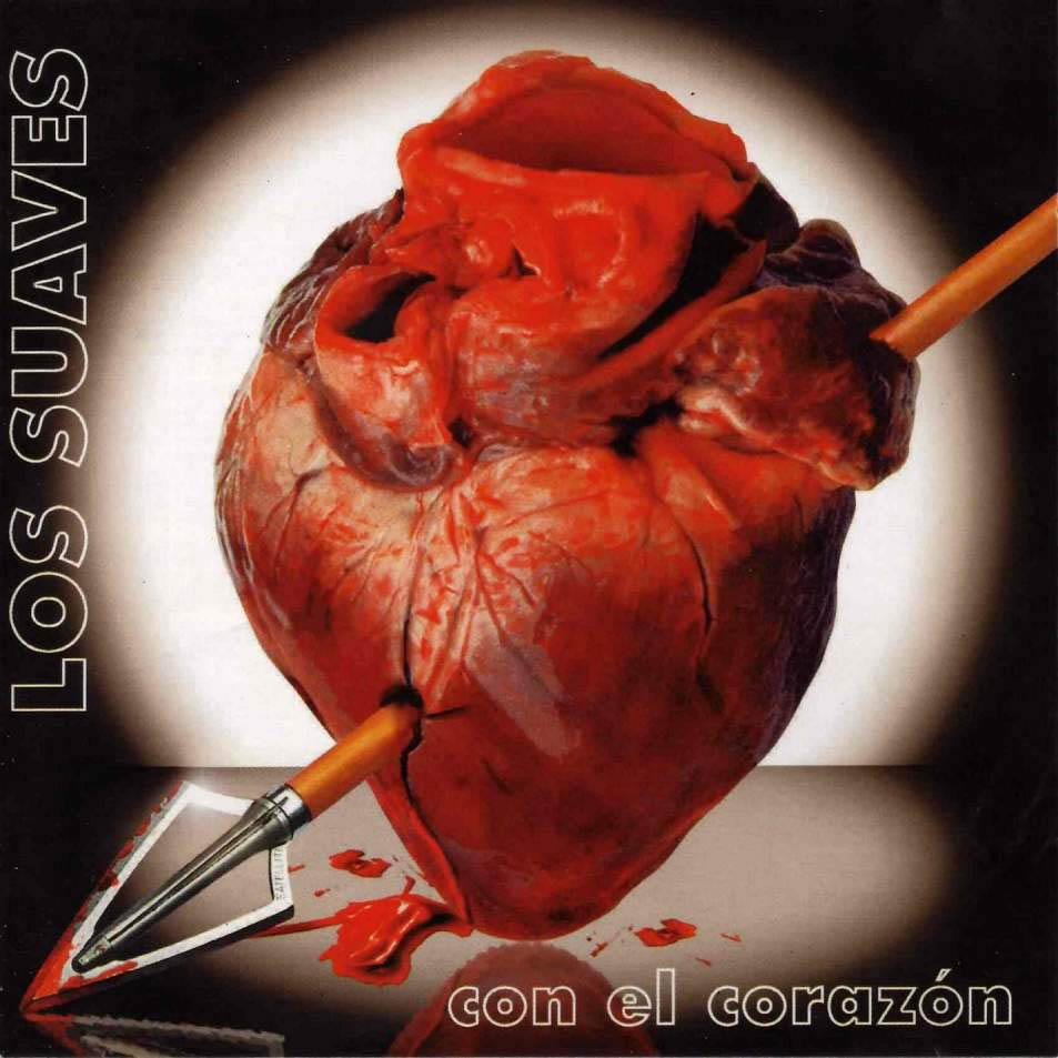 portada del disco Con el Corazón