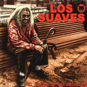 portada del album El Jardín de las Delicias
