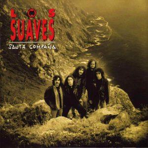 portada del disco Santa Compaña