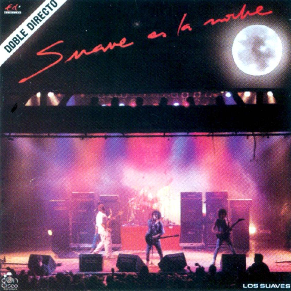 portada del disco Suave es la Noche
