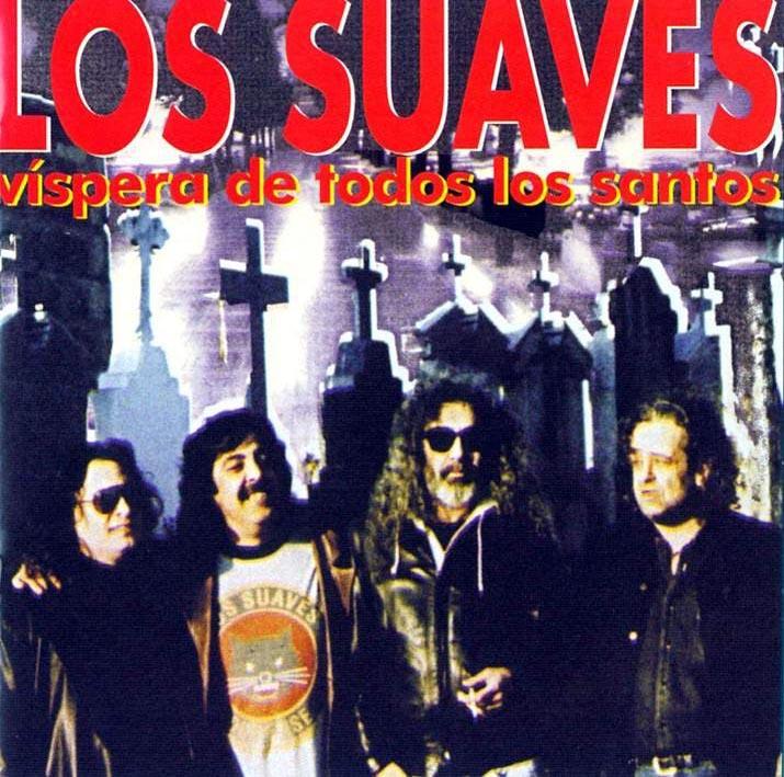 portada del disco Víspera de Todos los Santos