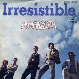 portada del disco Irresistible