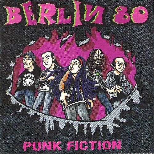 portada del album Punk Fiction
