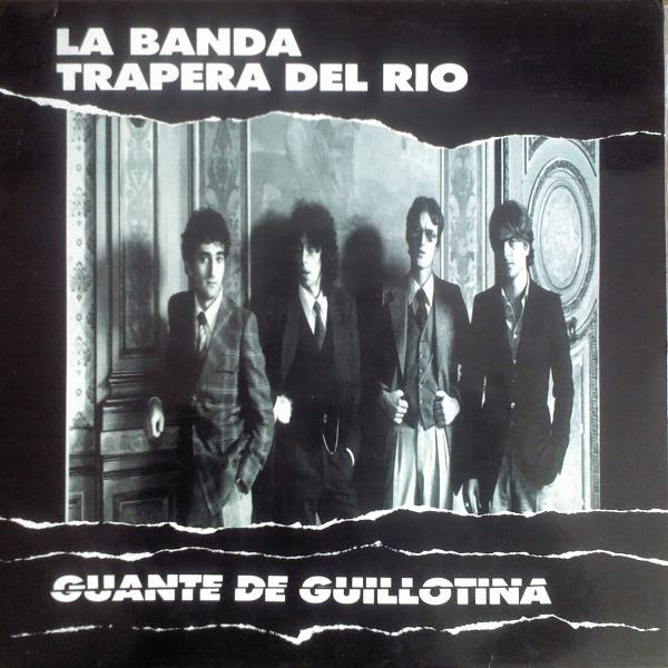 portada del album Guante de Guillotina