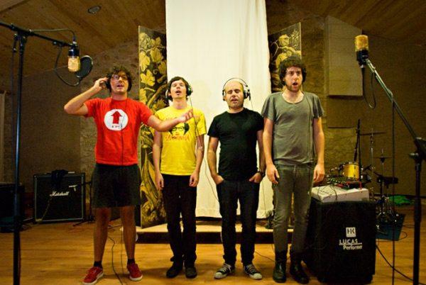 foto del grupo imagen del grupo Metralletas Lecheras