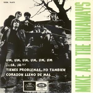 portada del disco Um, Um, Um, Um, Um, Um / Ja, Ja !!! / Tienes Problemas, Yo También / Corazón Lleno de Mal