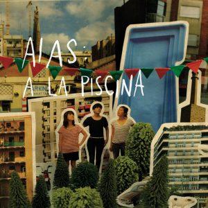 portada del disco A la Piscina