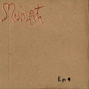 portada del disco EP1