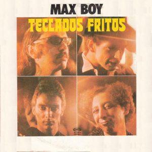 portada del disco Max Boy