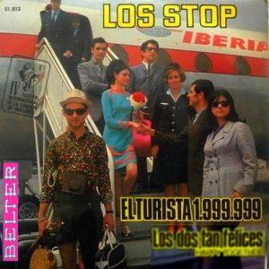 portada del disco El Turista 1.999.999