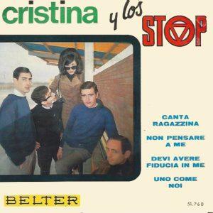 portada del disco Festival San Remo 1967