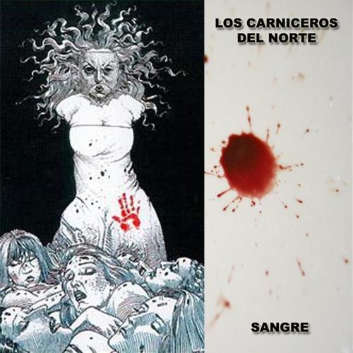 portada del album Sangre