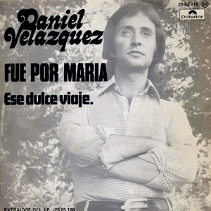 portada del disco Fue por María
