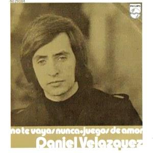 portada del disco No Te Vayas Nunca / Juegos de Amor