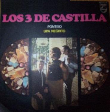 portada del disco Póntelo / Upa Negrito