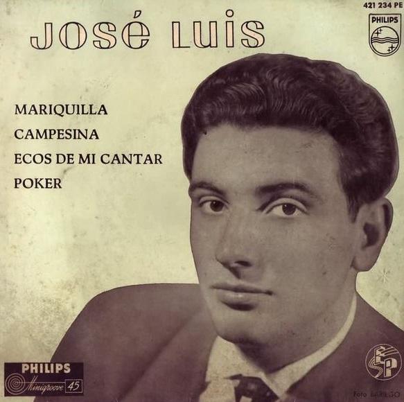 portada del disco Mariquilla / Campesina / Ecos de mi Cantar / Póker