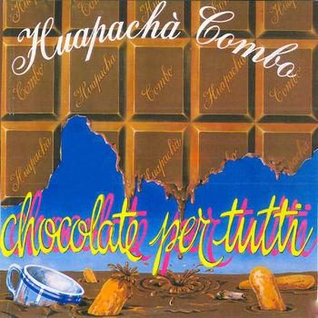 portada del disco Chocolate per Tutti