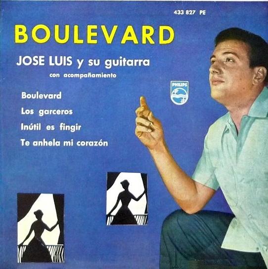 portada del disco Boulevard
