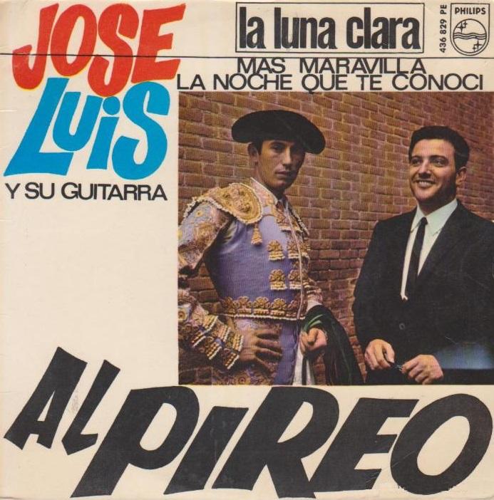 portada del disco Al Pireo
