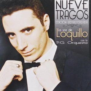 portada del disco Nueve Tragos (remasterizado)