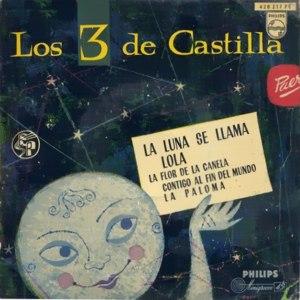 portada del disco La Luna se Llama Lola