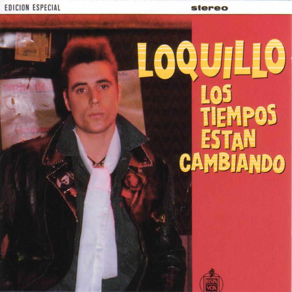 portada del disco Los Tiempos Están Cambiando (edición especial)